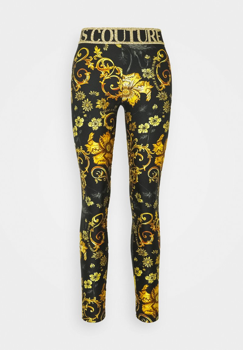 Versace Jeans Couture - Leggings - nero