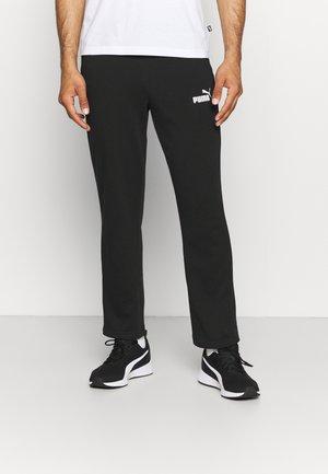 LOGO PANTS - Pantaloni sportivi - black