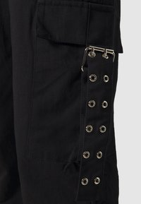 The Ragged Priest - TIME TROUSER - Kalhoty - black