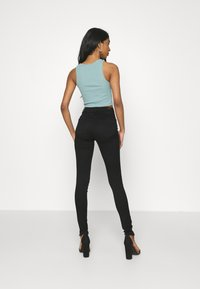 ONLY - ONLROYAL FLY GUA - Jeans Skinny Fit - black - 2
