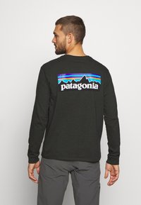 Patagonia - LOGO RESPONSIBILI TEE - Long sleeved top - kelp forest - 2