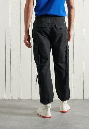 PARACHUTE TAPER GRIP  - Cargobyxor - washed black