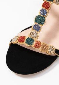 Menbur - Sandals - black - 2