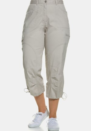 SOMMER - Trousers - marmor