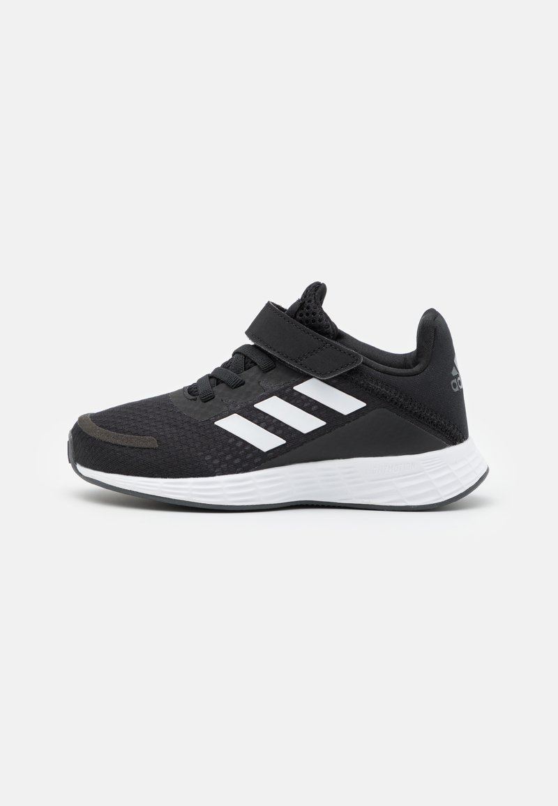 adidas Performance - DURAMO SL CLASSIC LIGHTMOTION RUNNING - Sports shoes - black/white