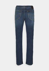 Lee - RIDER - Jeans slim fit - dark used - 6