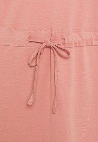 Vero Moda Tall - VMAPRIL SHORT DRESS 2 PACK - Jersey dress - navy blazer/old rose - 4