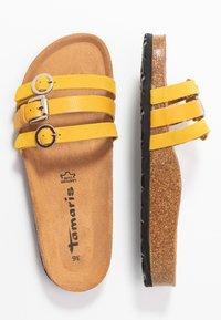Tamaris - SLIDES - Slippers - saffron - 3