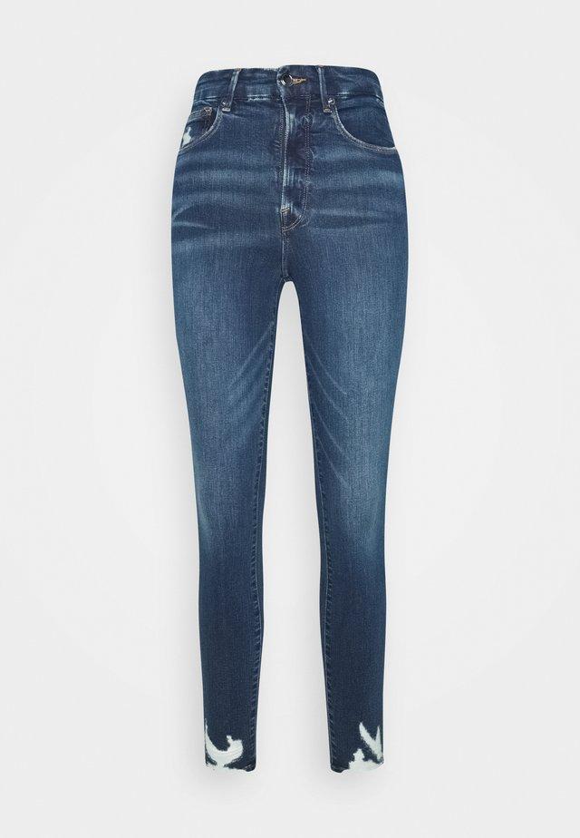 WAIST - Jeans Skinny Fit - blue