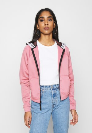 W TNL FZ - EU - Zip-up hoodie - mesa rose