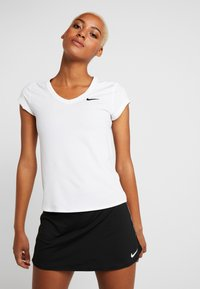 Nike Performance - DRY - T-shirt - bas - white - 0
