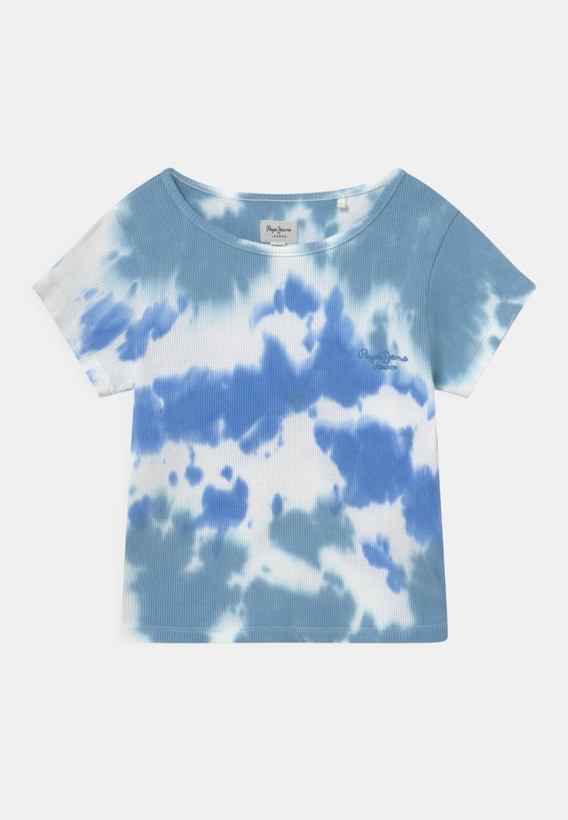 ANITA - Print T-shirt - bright blue