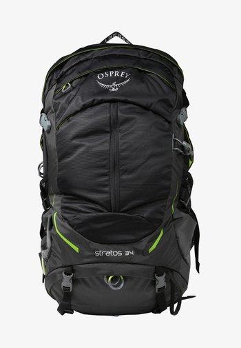 STRATOS - Backpack - black