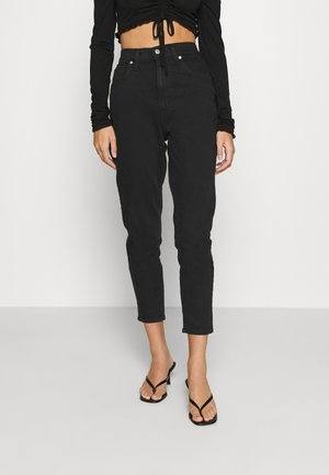 HIGH WAISTED TAPER - Jeansy Relaxed Fit - flash back