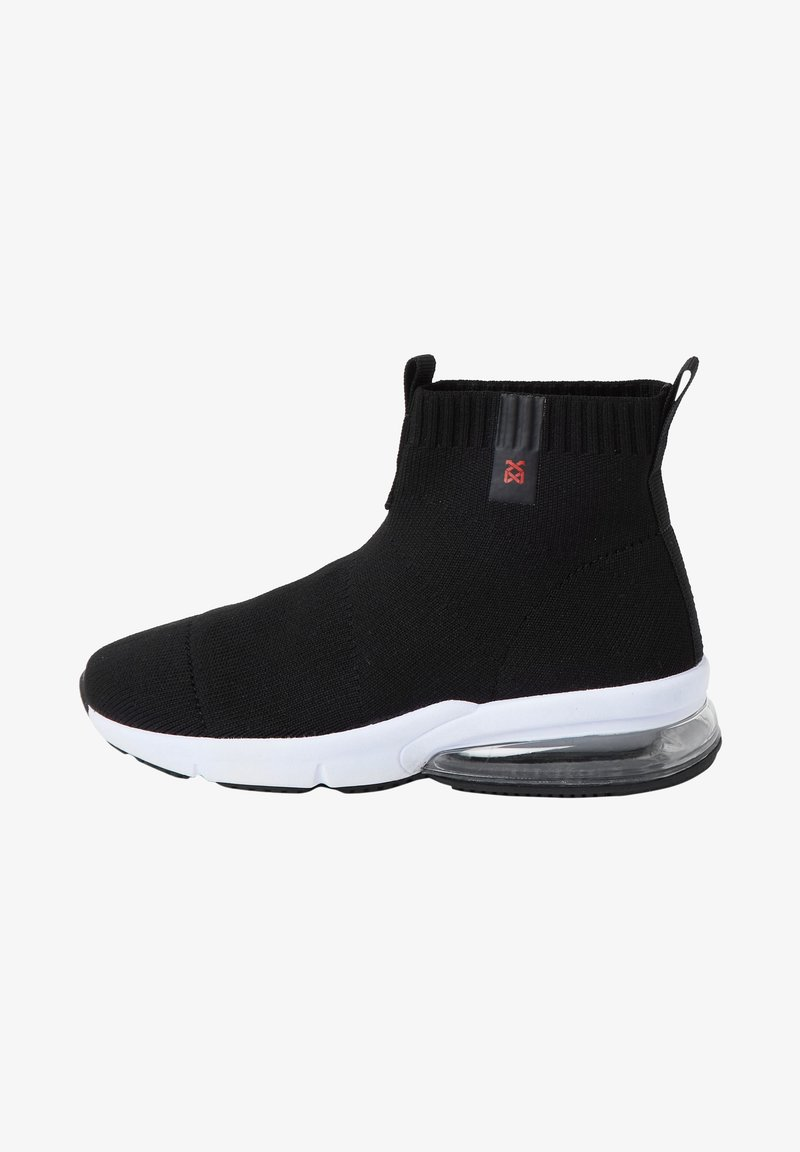 River Island - High-top trainers - black