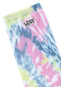 Vans - WM COVERED (6.5-10, 1PK) - Socks - tie dye orchid - 1