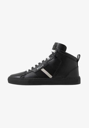 HEDERN NEW - Sneakers hoog - black