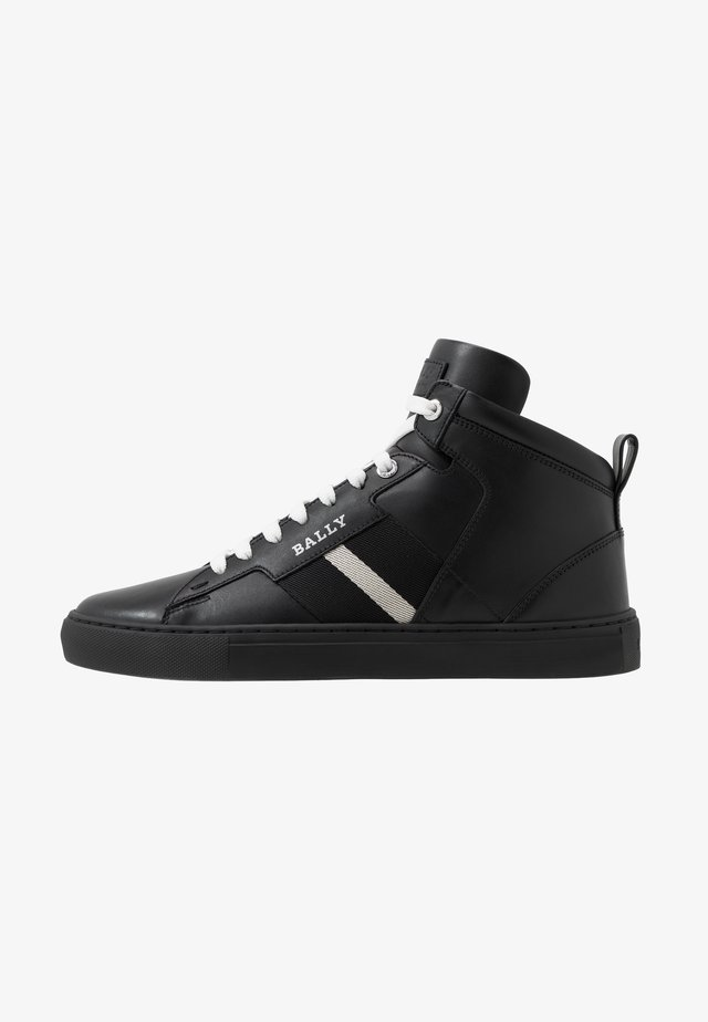HEDERN NEW - Zapatillas altas - black