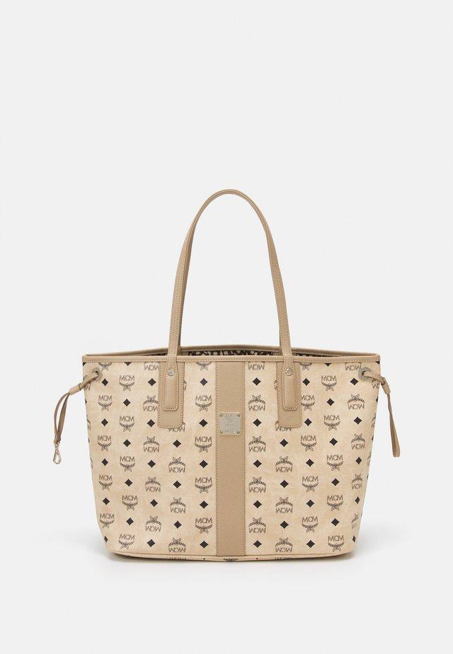 SHOPPER PROJECT VISETOS MEDIUM SET - Shopping bag - beige