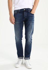 Mavi - YVES - Jeans Skinny Fit - mid indigo comfort - 0
