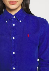 Polo Ralph Lauren - RELAXED LONG SLEEVE - Camisa - royal blue - 4