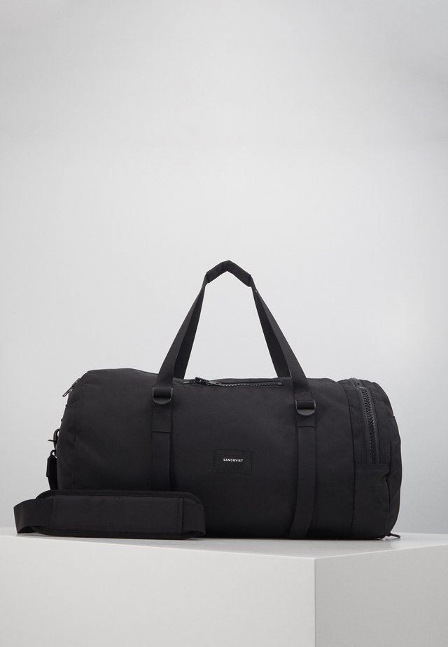 HANNES - Sports bag - black