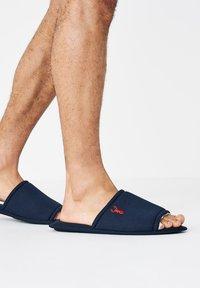 Next - Slippers - dark blue - 1