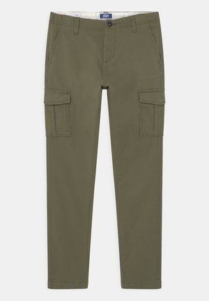 JJIMARCO JJJOE  - Pantalon cargo - dusty olive