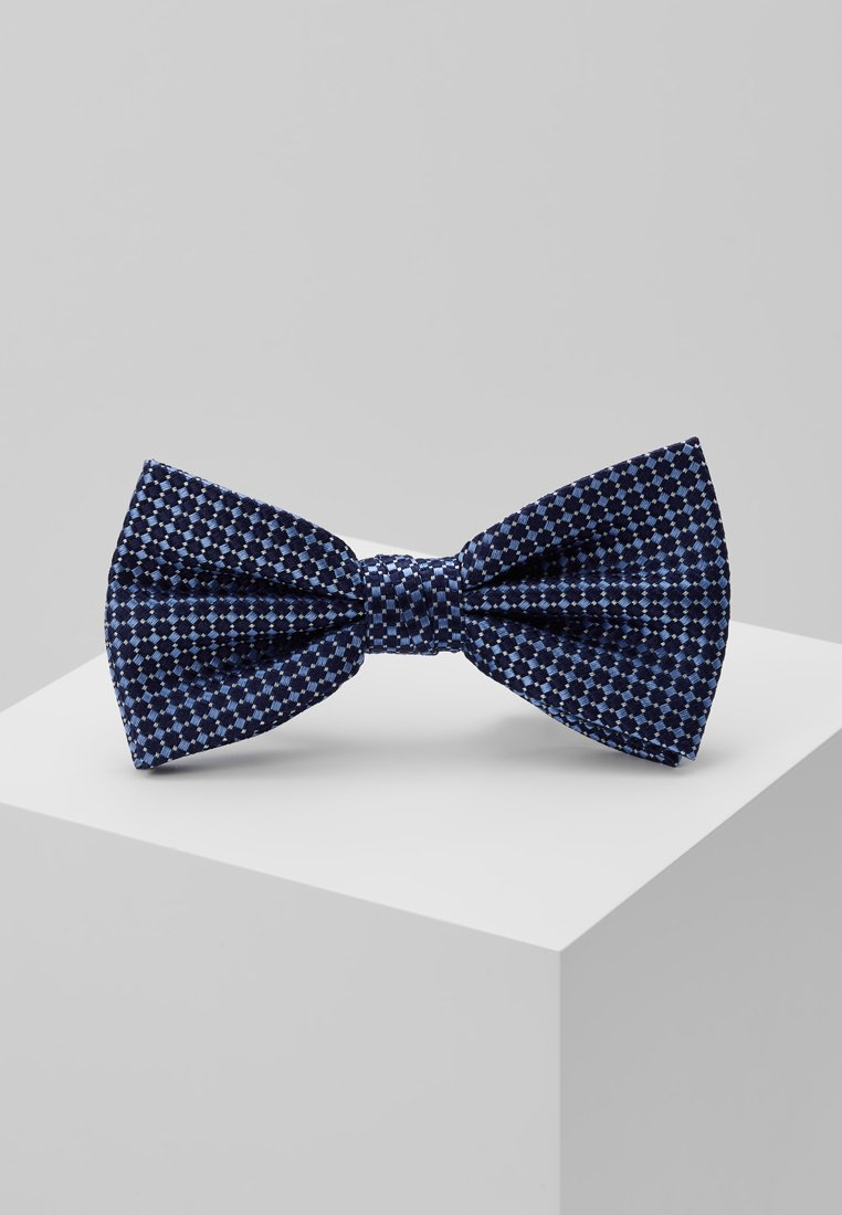 Tommy Hilfiger - MICRO DESIGN BOWTIE - Butterfly - blue
