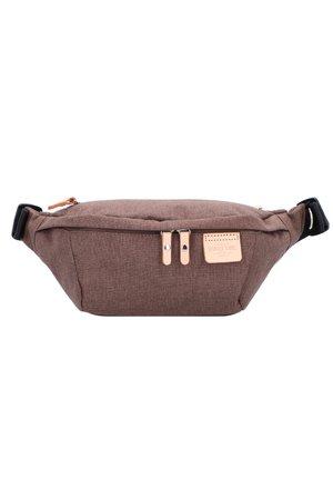 HAMA - Bum bag - brown