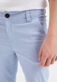 WE Fashion - CHINO SLIM FIT - Chino - pastel blue - 2