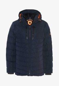 Wellensteyn - CARMENERE - Winter jacket - dark blue - 0
