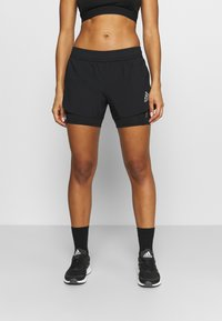 adidas Performance - SHORT - Pantaloncini sportivi - black - 0