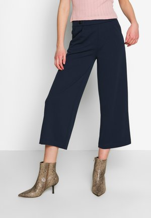 JDYGEGGO ANKLE PANT - Trousers - sky captain