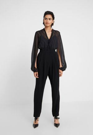 EMPIRE JUMPSUIT - Tuta jumpsuit - black