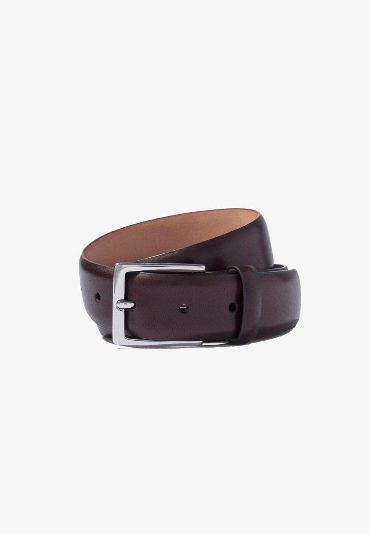 Hackett London - FEATHER - Cintura - dark brown