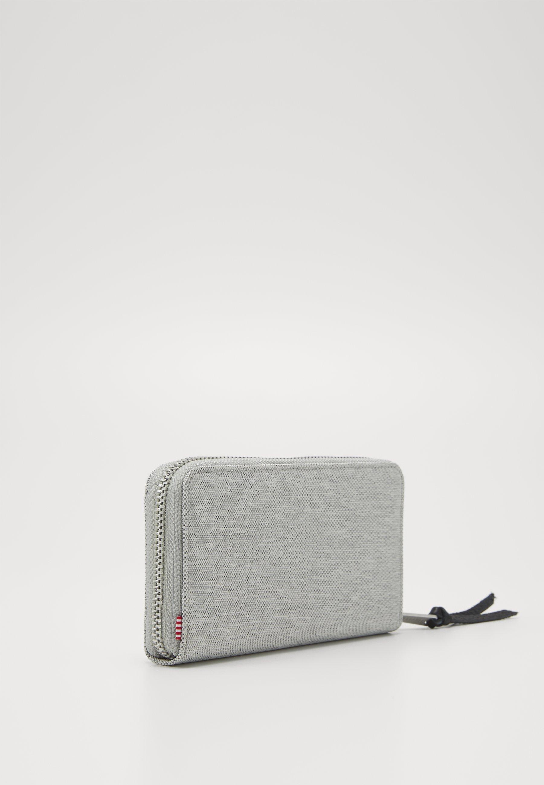 Herschel THOMAS - Lommebok - light grey/lysgrå 9QOBuPfoJhSrsau