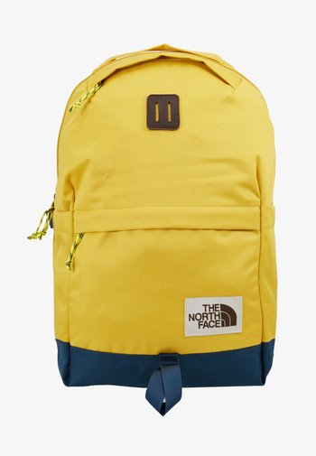 DAYPACK UNISEX - Rucksack - yellow/blue/teal