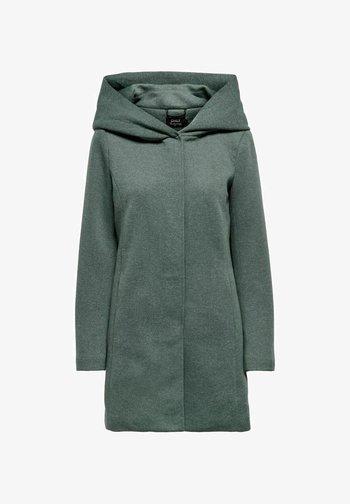 ONLSEDONA  - Classic coat - balsam green