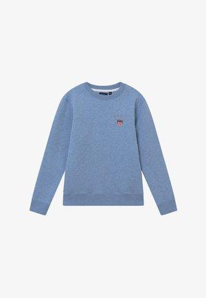 MEDIUM SHIELD - Sweatshirt - frost blue
