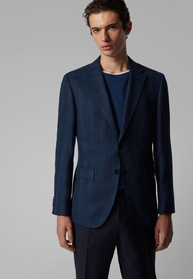 JESTOR4 - Suit jacket - dark blue