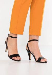 mint&berry - High heeled sandals - black - 0