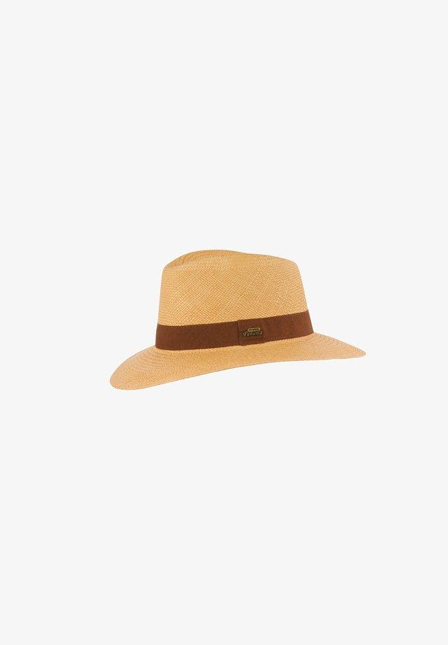 FRANCO PANAMA - Hat - brown