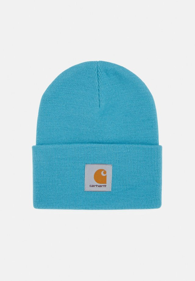 WATCH HAT - Lue - frosted turquioise