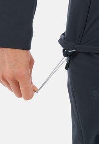 Mammut - AENERGY PRO  - Soft shell jacket - black - 5