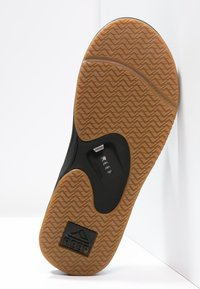 Reef - T-bar sandals - black/silver - 4