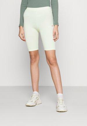 YARRA - Shorts - light green