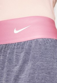 Nike Performance - SHORT - Sports shorts - obsidian/white - 3