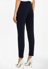 comma - Tracksuit bottoms - dark blue