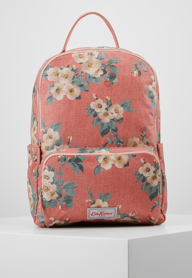 POCKET BACKPACK - Rucksack - dusty pink